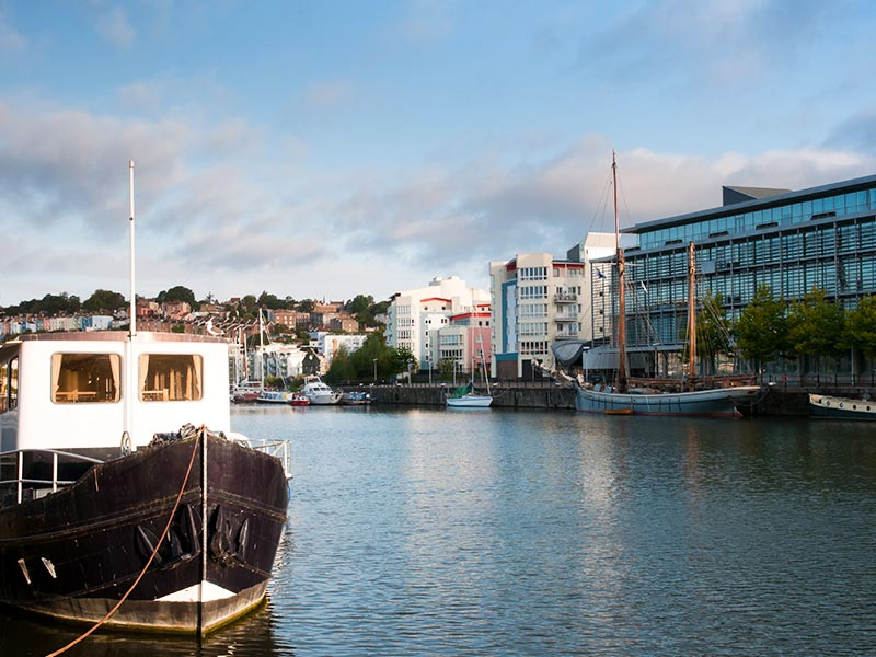 Bristol — a guide to the local area