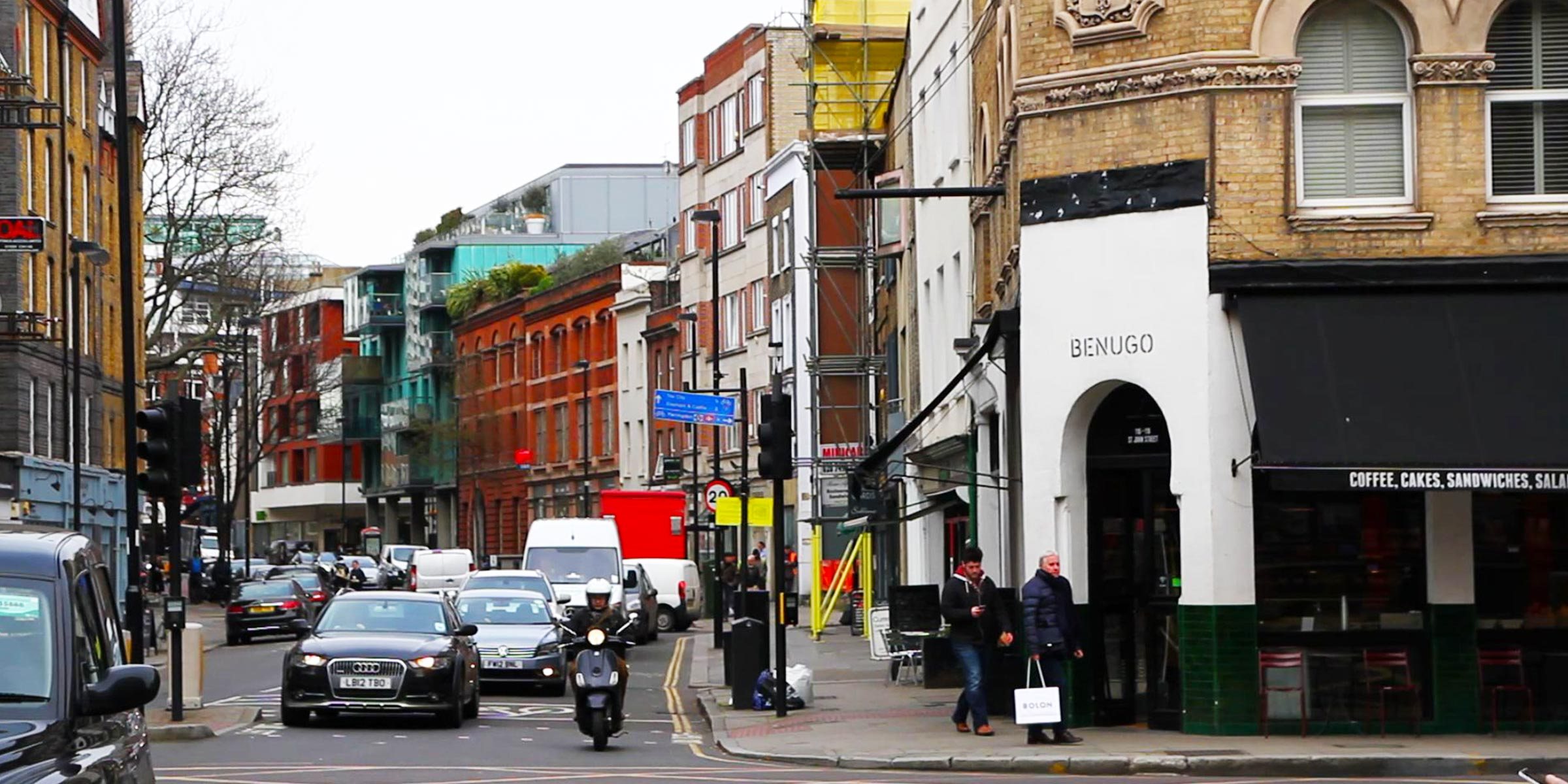 Commercial Property in Clerkenwell